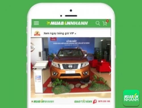 Xe ôtô Nissan NP 300 Navara VL 4x4 AT - sản phẩm đang bán trên mạng xã hội MuaBanNhanh