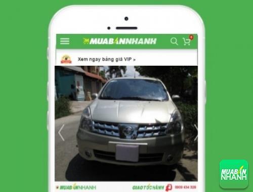 Xe ôtô Nissan Livina Facelift - sản phẩm đang bán trên mạng xã hội MuaBanNhanh
