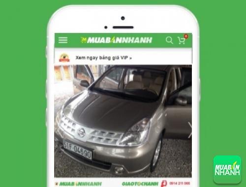 Xe ôtô Nissan Livina X-Gear - sản phẩm đang bán trên mạng xã hội MuaBanNhanh