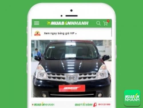 Xe ôtô Nissan Grand Livina Highway Star Autech - sản phẩm đang bán trên mạng xã hội MuaBanNhanh