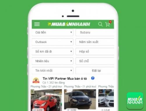 Tìm mua xe ôtô Subaru Outback hiệu quả trên Mạng xã hội MuaBanNhanh