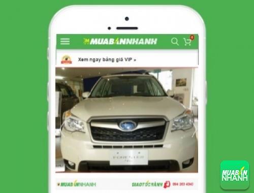 Xe ôtô Subaru Forester 2.0 IL - sản phẩm đang bán trên mạng xã hội MuaBanNhanh