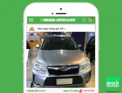 Xe ôtô Subaru Forester 2.0 XT - sản phẩm đang bán trên mạng xã hội MuaBanNhanh