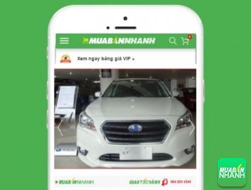 Xe ôtô Subaru Legacy - sản phẩm đang bán trên mạng xã hội MuaBanNhanh