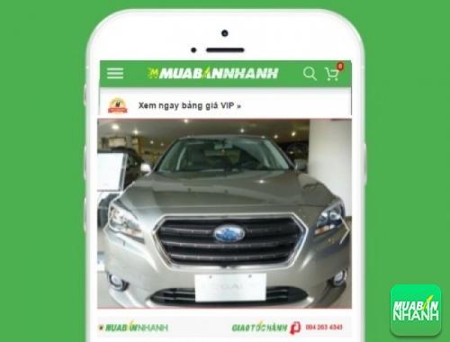 Xe ôtô Subaru Legacy 2.5i-S - sản phẩm đang bán trên mạng xã hội MuaBanNhanh