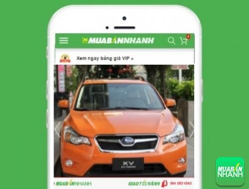 Xe ôtô Subaru XV Crosstrek - sản phẩm đang bán trên mạng xã hội MuaBanNhanh