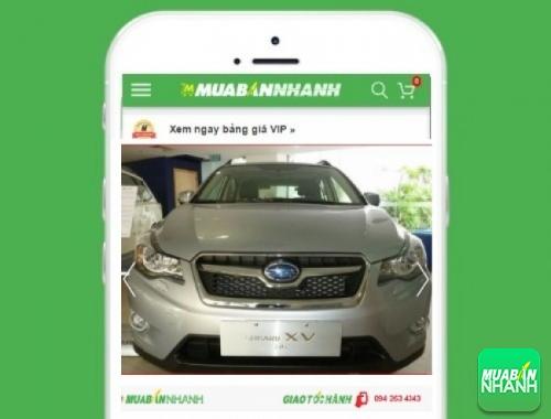 Xe ôtô Subaru XV 2.0i-S - sản phẩm đang bán trên mạng xã hội MuaBanNhanh